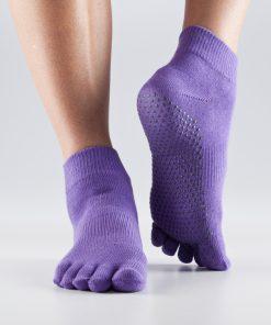 antislip sokken toe socks in maat S, M en L kopen bij yoga webshop utrecht