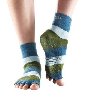 Antislip sokken toe socks van ToeSox kopen bij Yoga-pilatesshop