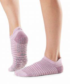 antislip sokken van tavi noir Heaven Stripe zijn direct online te koop bij yoga-pilatesshop in utrecht