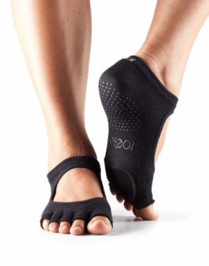 antislip sokken voor dansen zonder tenen van ToeSox direct online te bestellen bij yoga-pilatesshop