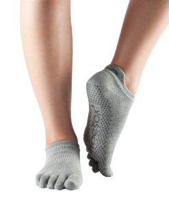 antislip sokken voor yoga oefeningen of pilates oefeningen kopen bij Yoga-pilatesshop in utrecht