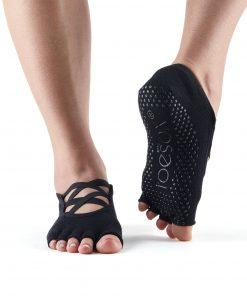 antislip sokken zonder tenen Elle koop je online bij yoga-pilatesshop