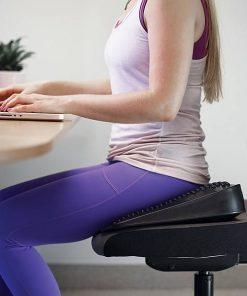 balance board voor langdurige zitsessies op kantoor of thuis is online te koop bij yoga-pilatesshop