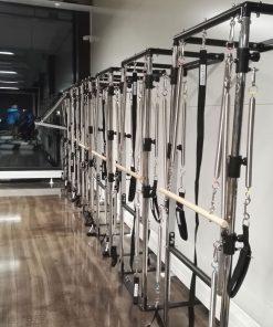 Cadillac frame voor aan de wand te bevestigen koop je online bij yoga-pilatesshop