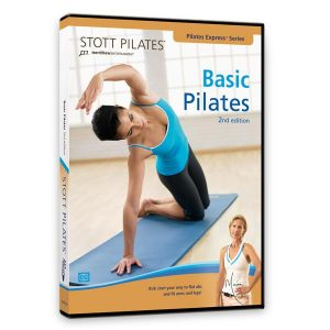 Dvd pilates voor beginners? Bestel hier de basis pilates dvd vol met pilates oefeningen. De ideale pilates dvd workout.