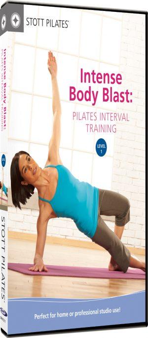 Stott DVD - Intense Body Blast: Pilates Interval Training, L1