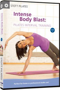 Stott DVD - Intense Body Blast: Pilates Interval Training, L2