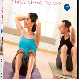 Stott DVD - Intense Body Blast: Pilates Interval Training, L3