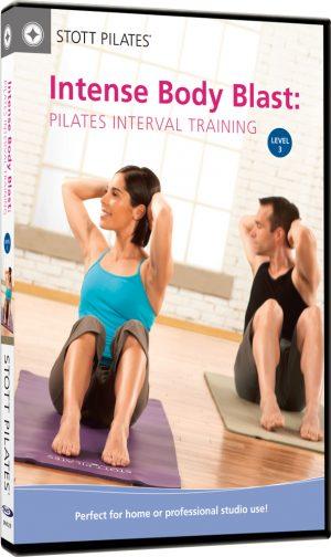 Stott DVD - Intense Body Blast: Pilates Interval Training, L3