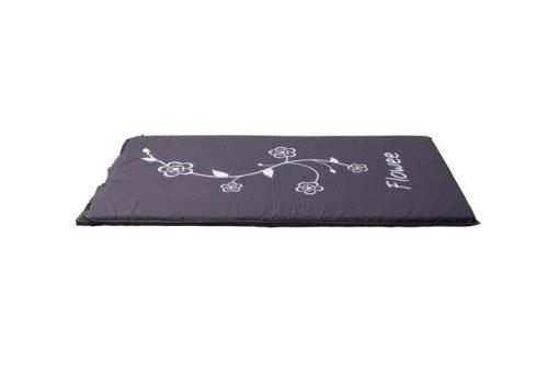 Flowee spijkermat kopen in grijs wit bij Yoga-pilatesshop.nl