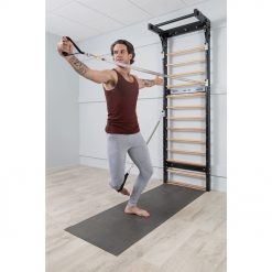fuse ladder voor het versterken van kracht, balans en de powerhouse ofwel de core