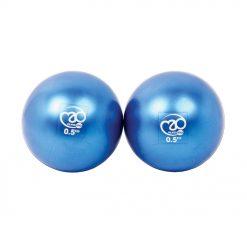 gewichten voor versterking van de spieren, verbetering van balans en mobiliteit