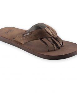 heren slippers met goed voetbed in maat 44 en 45 verkrijgbaar bij yoga-pilates shop