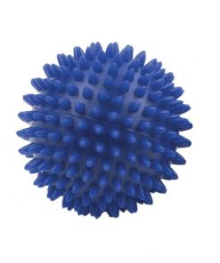 Massage bal rug 9 cm yogamd blauw