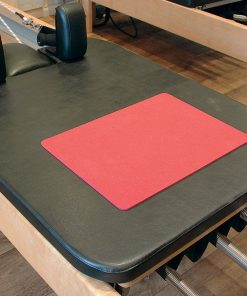 pilates apparatuur antilslip mat die uitglijden voorkomt op pilates reformer en ladder barrel