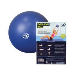 Pilates bal voor fitness, yoga en pilates oefeningen