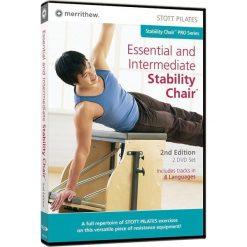 pilates dvd met pilates oefeningen voor combo en stability chair is online te koop bij yoga-pilatesshop
