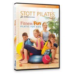 pilates dvd met pilates oefeningen voor kids online te koop bij yoga-pilatesshop