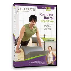 pilates dvd voor arc barrel, ladder barrel en step barrel is online te koop bij yoga-pilatesshop