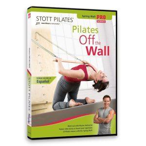 pilates dvd voor pilates oefeningen aan de muur is online te koop bij yoga-pilatesshop