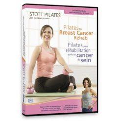 pilates dvd voor revalidatie van borstkanker met behulp van pilatesoefeningen om te herstellen