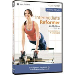 pilates oefeningen op dvd voor pilates reformers online te koop bij yoga-pilatesshop