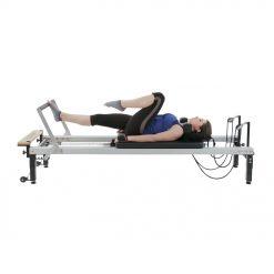 pilates reformer C2 met verlengpoten online verkrijgbaar via yoga-pilatesshop.nl