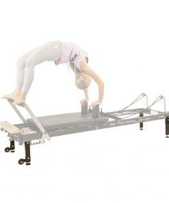 pilates reformer leg extensions voor H1 reformer zijn online te koop bij yoga-pilatesshop