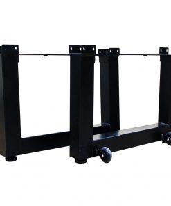 pilates reformer verlengpoten voor de A2 serie reformer van Align-Pilates