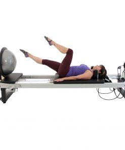 pilates reformer uitbreiden met een cardio jump dome direct online te koop bij yoga-pilatesshop utrecht