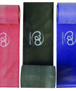Power band kopen voor pilates, fitness, fysio, revalidatie, aerobics bij yoga-pilates shop