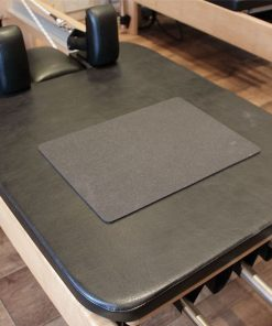 reformer pilates antislip mat die uitglijden op pilates reformer voorkomt