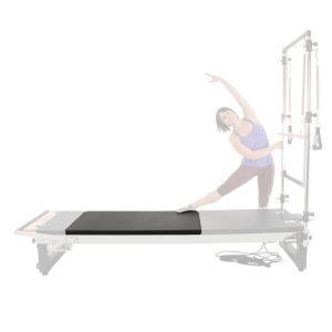Reformer pilates uitbreiden met een matras converter kan je direct online kopen bij yoga-pilatesshop