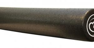 foam roller kopen van fitnessmad in de kleur zwart