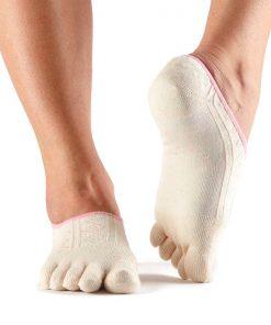 sneakersokken met tenen kopen bij Yoga-pilatesshop doe je snel en voordelig online