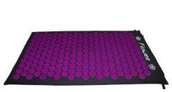 Spijkermat kopen van flowee voor extra ontspanning grijs paars