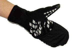 Sport handschoenen in de kleur zwart direct online te bestellen bij yoga-pilatesshop
