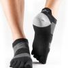 sportsokken met toe socks kopen bij yoga-pilatesshop