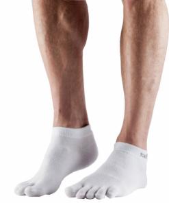 sportsokken wit met tenen kopen bij yoga-pilatesshop.nl