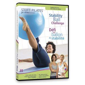 Stott DVD - Stability Ball Challenge