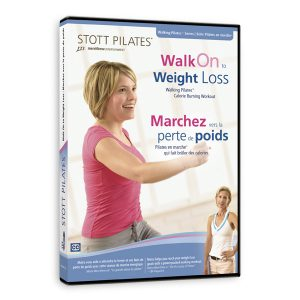 Stott DVD - Walk On To Weight Loss