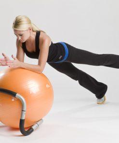 swiss ball buikspieroefeningen van Stott kopen bij yoga-pilatesshop.nl
