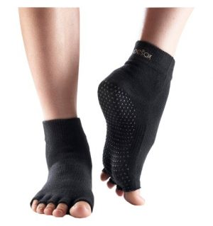sokken zonder tenen voor yoga of pilates