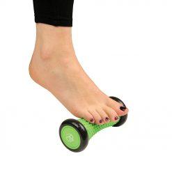 voetmassage roller perfect te gebruiken voor of na het sporten