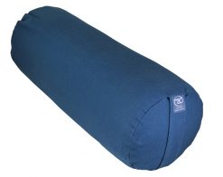 Yoga bolster groothandel verkrijgbaar bij yoga-pilatesshop.nl in blauw