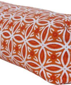 Yoga bolster in oranje, turquoise en grijs verkrijgbaar bij Yoga-pilatesshop.nl in utrecht