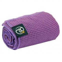 yoga handdoek antislip is direct online te koop bij yoga-pilatesshop