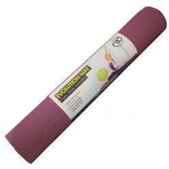 yoga mat in aubergine kopen bij yoga pilates shop in utrecht