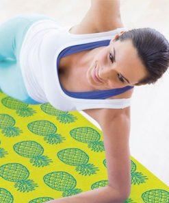 yoga mat voor in de studio of thuisgebruik is direct online verkrijgbaar bij yoga-pilatesshop