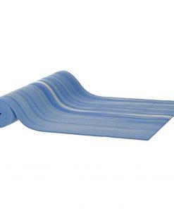 yoga mat voor yoga en pilates oefeningen met meer demping wat zorgt voor extra comfort